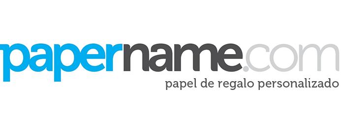 papel de regalo personalizado on line papername