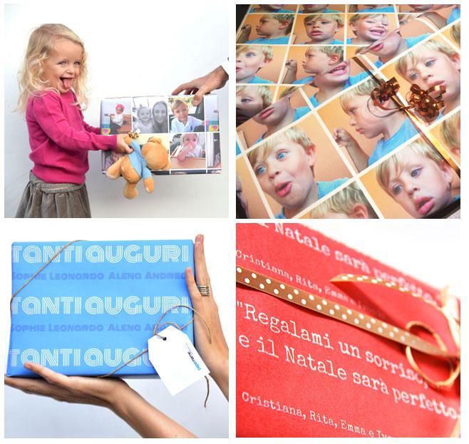 esempi carta da regalo compleanno personalizzata e natalizia